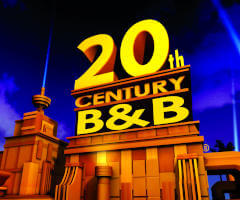 logo 20th century bnb