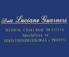 logo studio dentistico luciano guarneri