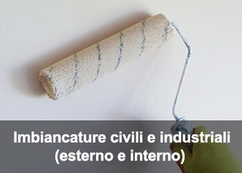 Imbiancature civili e industriali