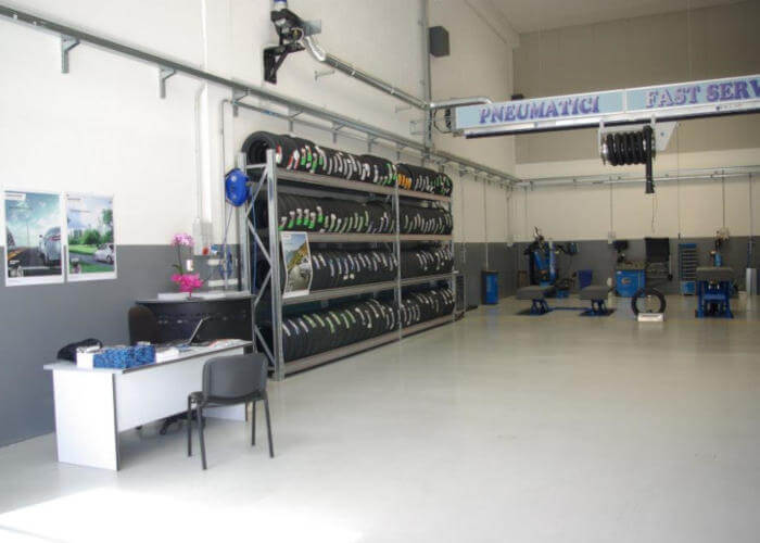 Officina Autovillage Ciesco 2