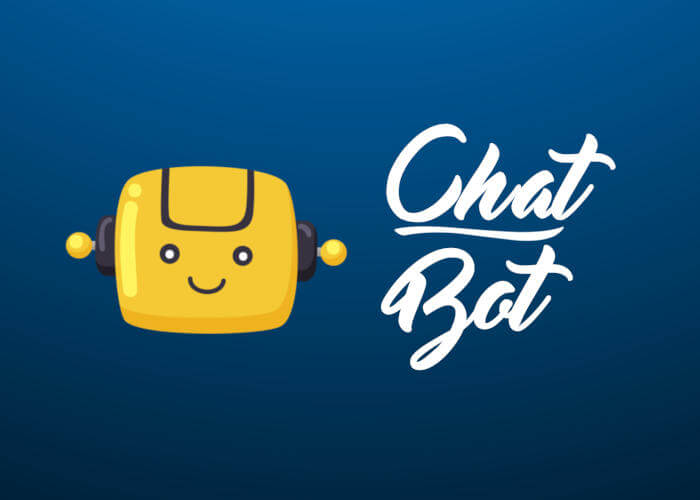 Pagine Web Customer Care Chat Bot